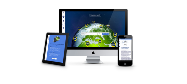 visuel app mobile
